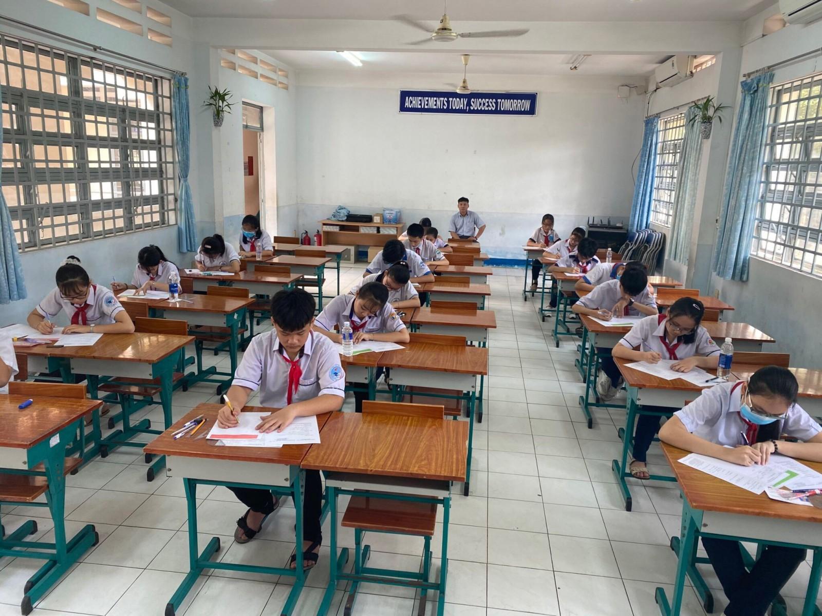 TX.Bến Cát: Nhiều giải pháp nâng cao chất lượng môn Ngữ văn