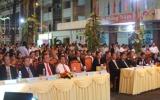 Bình Dương kỷ niệm 13 năm Ngày tái lập tỉnh, Ngày doanh nghiệp và đón chào năm mới 2010