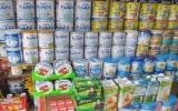 Giá sữa đồng loạt tăng 10%