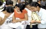 Hội nghị thi và tuyển sinh năm 2010: Ngoại ngữ, tranh cãi gay gắt