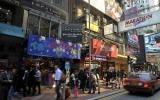 30 người Hồng Kông bị thương trong vụ tạt axit mới nhất
