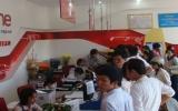 Hàng ngàn chủ thuê bao di động đổ xô đi đăng ký lại thông tin