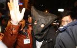 Bắt nghi phạm tạt axit ở Hong Kong