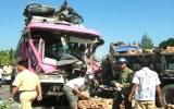 Năm 2009 xảy ra gần 12.500 vụ tai nạn giao thông