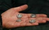 Palestine phát hiện kho tiền cổ niên đại 1.300 năm