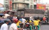 TX.TDM: Đèn tín hiệu giao thông hỏng gây kẹt xe