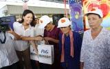 P&G VN và METRO CASH & CARRY: Mang xuân đến với người nghèo