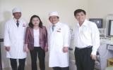 Thăm và làm việc với Bệnh viện Đa khoa tư nhân Á Châu, Thứ trưởng Bộ Y tế Nguyễn Thị Xuyên: Mở thêm nhiều khoa mới để phục vụ bệnh nhân