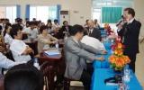 Hội thảo du học và ký biên bản ghi nhớ hợp tác giữa trường Đại học Thủ Dầu Một và Đại học Woosong (Hàn Quốc)
