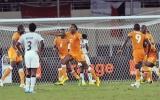 CAN 2010: Đè bẹp Ghana, Bờ Biển Ngà vào tứ kết