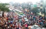 Xe ôtô vào trung tâm TP Hồ Chí Minh phải nộp phí