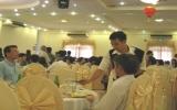 Buồn vui nghề phục vụ tiệc cưới