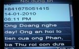 Quảng Bình: Phó Ban Phòng chống tham nhũng tỉnh bị dọa giết qua điện thoại