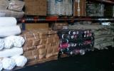 Hàng dệt may ùn tại cảng Sài Gòn chờ kiểm định