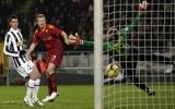 Vòng 21 Serie A: Juve trắng tay trước Roma