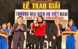 Maritime Bank đạt giải thưởng Top Trade Services Awards 2009
