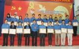 Đoàn khối cơ quan Dân Chính Đảng: Tuyên dương 80 gương đảng viên trẻ tiêu biểu