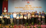 Tuyên dương 80 đảng viên trẻ tiêu biểu tỉnh Bình Dương 2009