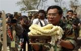 Thủ tướng Campuchia thị sát vùng tranh chấp với Thái Lan