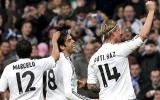 Vòng 21 La Liga: 'Kền kền trắng' thắng thuyết phục