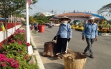 Hội Hoa Xuân Bình Dương 2010: Sẵn sàng đón khách chiều nay