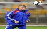 Guus Hiddink dẫn dắt đội tuyển Thổ Nhĩ Kỳ