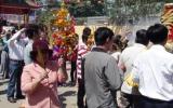Bảo đảm tốt an ninh trật tự lễ hội Chùa Bà