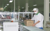 Bibica Miền Đông khánh thành dây chuyền sản xuất bánh cao cấp chocopie