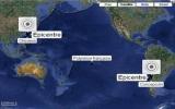 Sóng thần không ảnh hưởng tới vùng biển Việt Nam