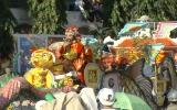 Lễ hội chùa Bà Thiên Hậu diễn ra an toàn, trật tự
