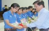 Trường Đại học Thủ Dầu Một: Hoàn thành các chỉ tiêu Tháng thanh niên