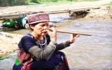 Người thổi sáo bằng mũi duy nhất Việt Nam