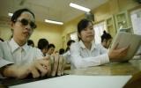 Ba nữ sinh khiếm thị viết nên chuyện cổ tích
