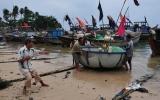 Khẩn trương đối phó với bão Chanthu