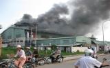 Cháy ở Công ty D&T