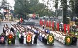 Viếng Nghĩa trang liệt sĩ tỉnh nhân ngày Thương binh- Liệt sĩ