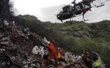 Vụ máy bay rơi ở Pakistan: Không còn ai sống sót
