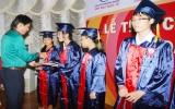 80 học viên nhận chứng chỉ Anh ngữ quốc tế