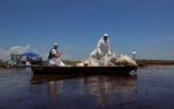 Tập đoàn dầu khí BP ra tòa