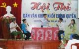 Thuận An: Tổ chức hội thi dân vận khéo