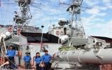 Một lần đến thăm chiến hạm hải quân