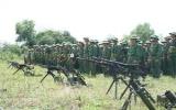 Đảng bộ Quân sự huyện Tân Uyên: Lãnh đạo thực hiện tốt công tác tham mưu cho cấp ủy, chính quyền địa phương
