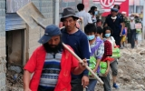 Tìm thấy gần 1.120 người chết vì lở đất ở Trung Quốc