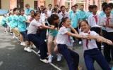 Giao lưu học sinh Việt Nam - Nhật Bản: Học bạn nguyên tắc thời gian