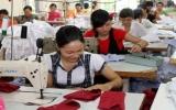 Ngành dệt may, da giày tăng trưởng cao trong năm 2010