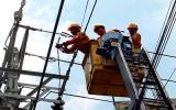Giá bán điện bình quân năm 2011 là 1.242 đồng/kWh