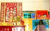 Tranh kiếng Lái Thiêu (TX. Thuận An): Nghề truyền thống chờ... hồi sinh?