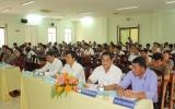 Khai mạc kỳ họp HĐND huyện Phú Giáo lần thứ 17, khóa II
