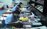 Công ty Esquel: Điển hình trong vận động người lao động tham gia hiến máu tình nguyện