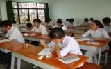 Tập trung ôn thi tốt nghiệp THPT